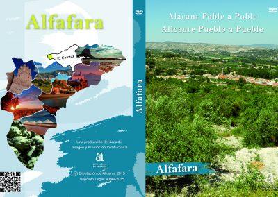 Alfafara. Alicante pueblo a pueblo.