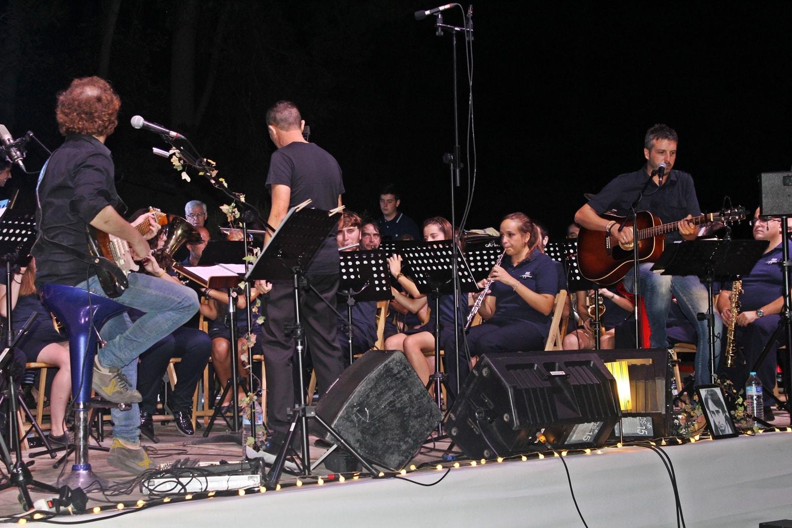 Andreu Valor al concert de festes 2017