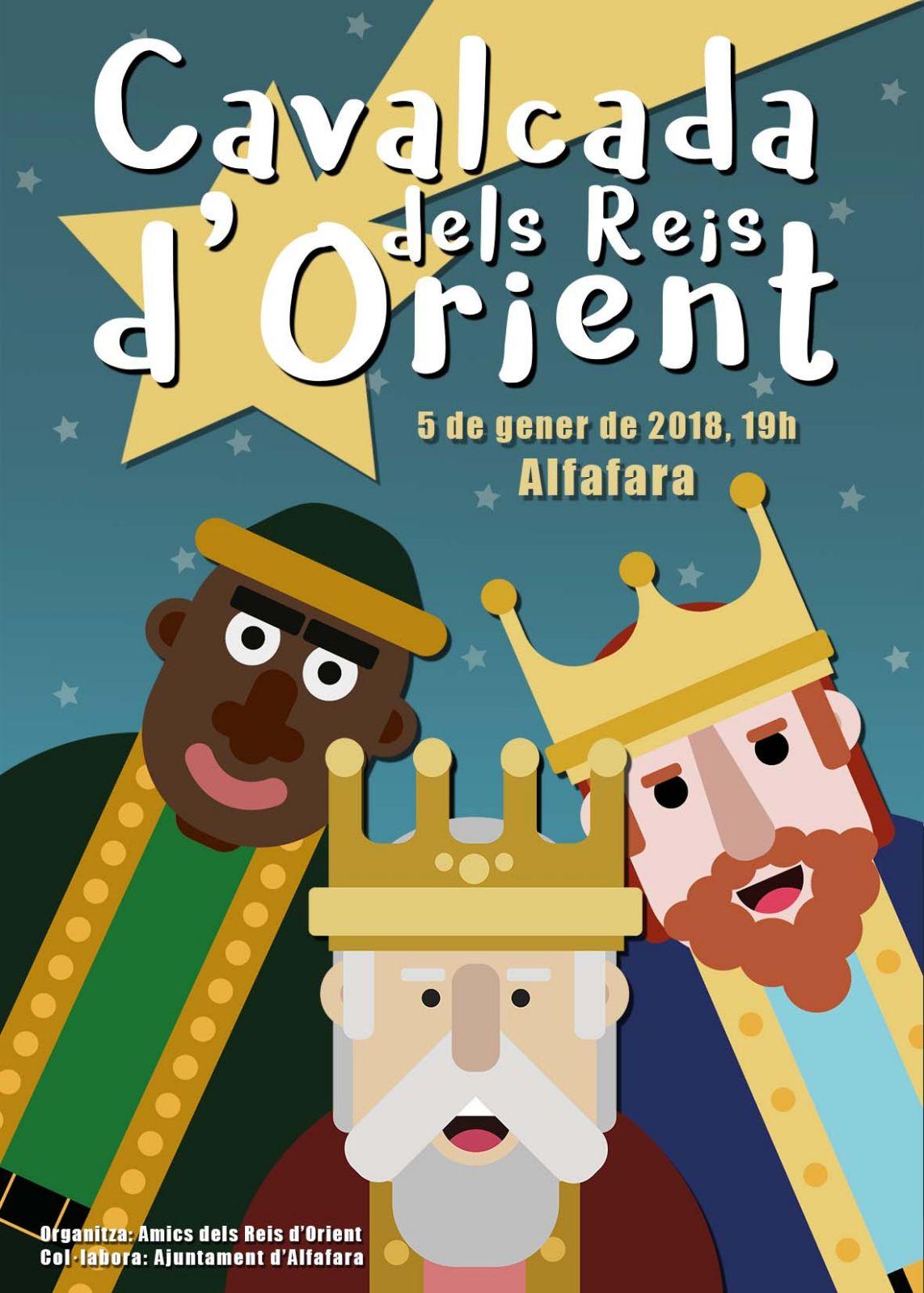 Presentació del cartell de nadal 2017 | Ajuntament d' Alfafara