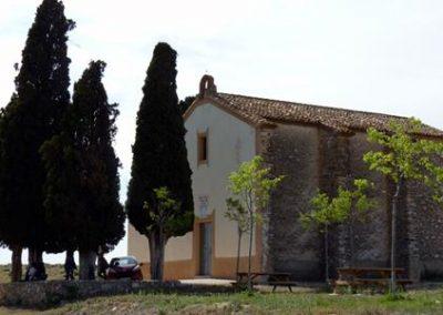 Ermita en Alfafara