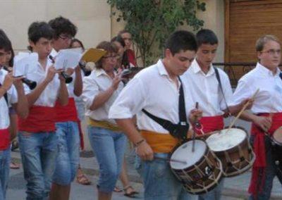 Fiestas en Alfafara